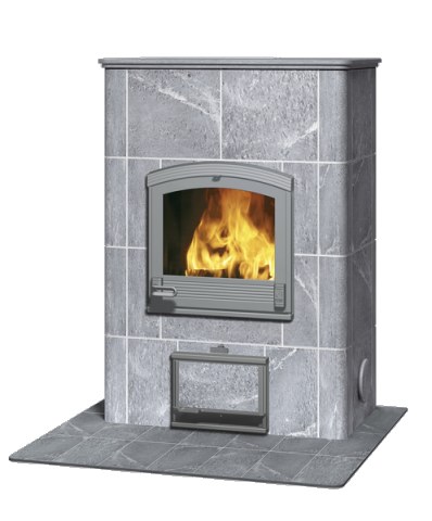 Tulikivi Fire Place - Masonry Heat