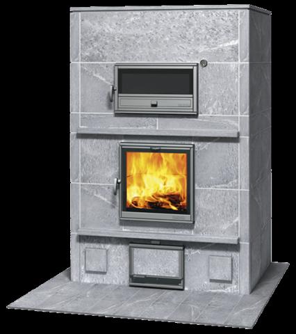 Tulikivi Masonry Heater TLU2450/92
