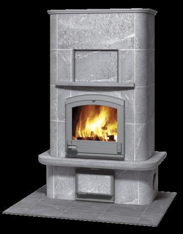 Tulikivi Masonry Heater TU1450T
