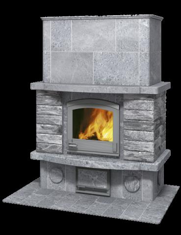 Tulikivi Masonry Heater TU2200T/1
